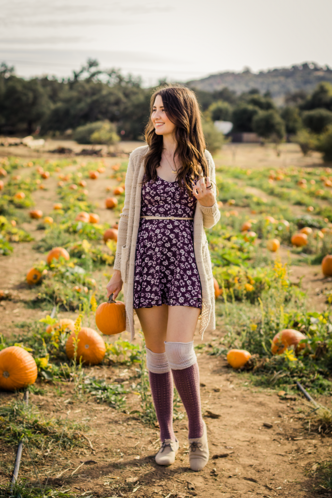 Urban Outfitters | Ruche | ModCloth | Retro | Chic | Rustic| Fall | Autumn | Cardigan | Vintage | Floral | Fashion | Cruelty-Free | Outfit