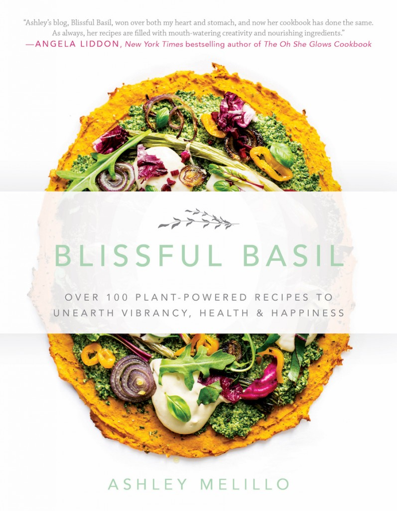 Blissful Basil Cookbook Review + Recipe