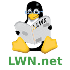 Logo of LWN.net