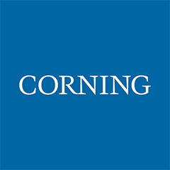 Logo of Corning Incorporated