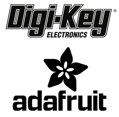 Logo of Adafruit & Digi-Key