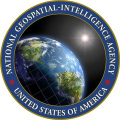 Logo of National Geospatial Intelligence Agency