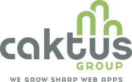 Logo of Caktus Group