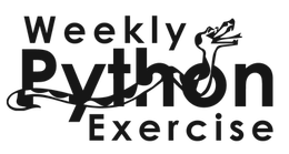 Logo of Weekly Python Exercise (Reuven Lerner)
