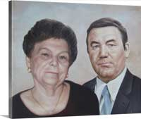 Familien Porträts