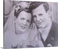 Hochzeit Porträts