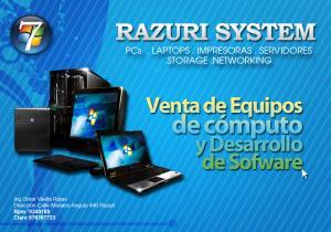 Razuri and System