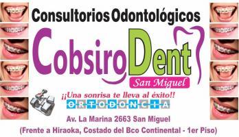 Cobsiro Dent Consultorios Odontológicos