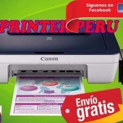Printer Peru Sistemas Continuos de Tinta Ciss Computo Import