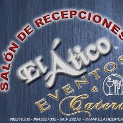 EL Ático Salón De Recepciones & Eventos - Catering