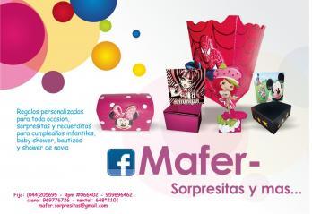 Mafer-Sorpresitas y Más
