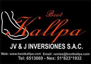 Boot Kallpa