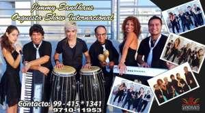 Jimmy Sandhaus Orquesta Show Internacional