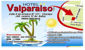HOTEL VALPARAISO SRL