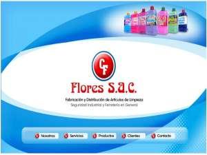 CF FLORES SAC