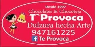 T´Provoca  Pastelería&chocolates