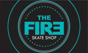 THE FIRE SKATE SHOP