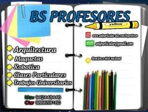 BS profesores