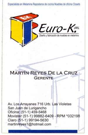 Euro K. S.R.Ltda