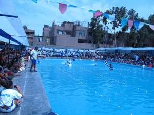 Escuela de Natación y Deportes GRUPO SAN MARCOS