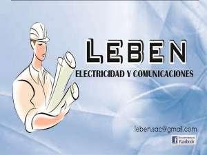 LEBEN electricidad y comunicaciones