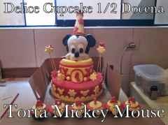 Delice Cupcake 1/2 Docena
