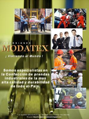 Inversiones MODATEX SRL