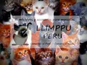 Llimppu Arena Sanitaria para Gatos - Llimppu Peru