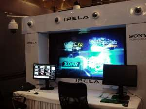 Camaras IP Sony