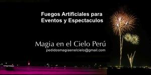 Magia en el Cielo Perú