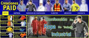 Creaciones Paid: Fabricación de Polos Publicitarios