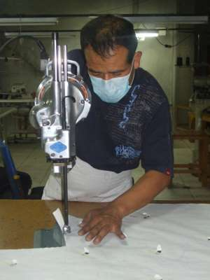 servicio de corte textil texmax