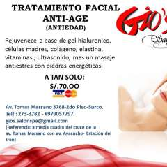 Gio´s salon y spa