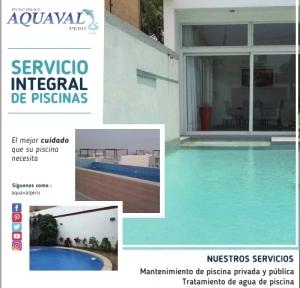 PISCINAS AQUAVAL PERU