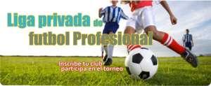 LIGA PRIVADA DE FUTBOL PROFESIONAL