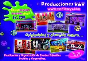 PRODUCCIONES V&V