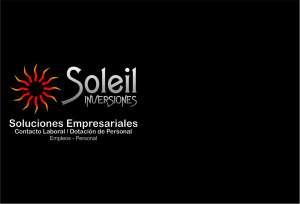SOLEIL Inversiones