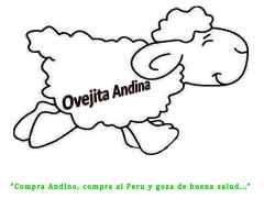 Ovejita Andina