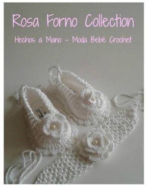 Arte Crochet Perú - Rosa Forno Collection