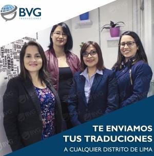 BVG Traducciones