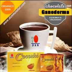 Productos con Ganoderma