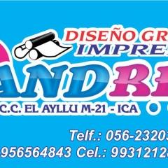 Andrés Imprenta Ica