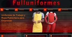 Fulluniformes Donato S. A. C. Fabricamos uniformes de trabajo