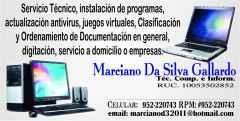 Marciano Da Silva Gallardo