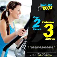 CONTACT GYM