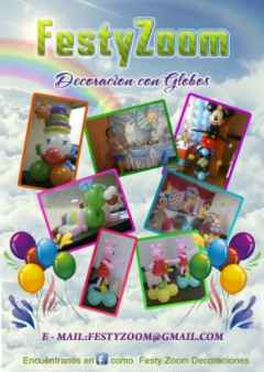 Festy Zoom Decoraciones