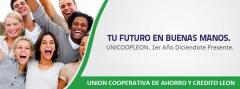 UNIÓN COOPERATIVA DE AHORRO Y CRÉDITO LEON