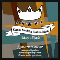 CORONA SERVICIOS GASTRONÓMICOS