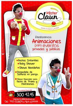 •Mister Claun•