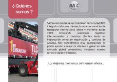 E-Cargo S.A.C.